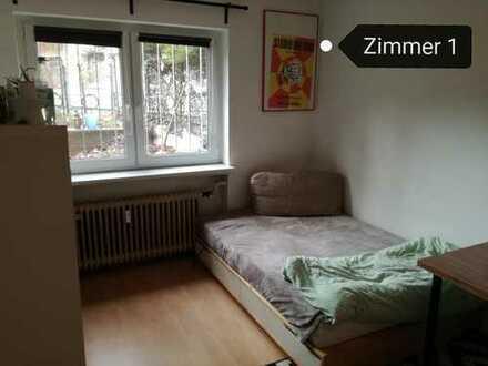 ( 325 Warmmiete ! ) 11 qm Zimmer in 170 qm WG mit Garten