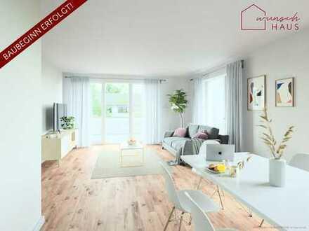 Charmante 3-Zimmer-Wohnung mit Süd-Loggia