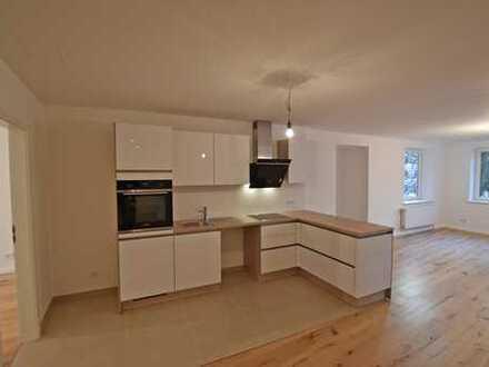 Top-modernisierte 3-Zimmer-Wohnung mit neuer EBK großen Wohnzimmer und Balkon