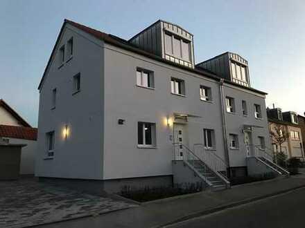 Erstbezug: exklusive 5-Zimmer-Maisonette-Wohnung mit Balkon in Denzlingen