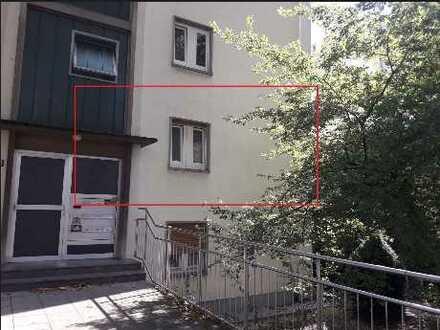 Stilvolle, gepflegte 2-Zimmer-Wohnung mit Balkon in Mannheim