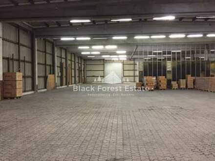11.400 qm Lager-/Logistikfläche in guter Lage zu vermieten!