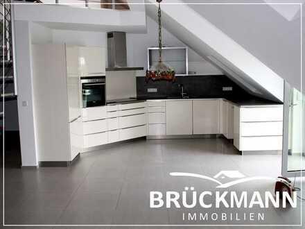 Diese Wohnung wird Sie begeistern - Maisonettewohnung mit Südbalkon