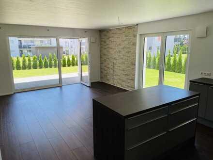 Großzügige 3-Zimmer-Erdgeschosswohnung mit tollem Garten