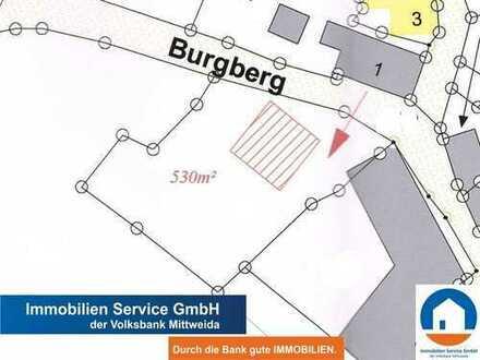 Grundstück für Einfamilienhaus in ruhiger zentraler Lage von Geringswalde