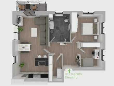 OG-Neubauwohnung in bevorzugter Wohnlage
