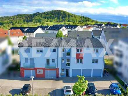2-Zimmer Wohnung zur sicheren Kapitalanlage in Rottenburg.