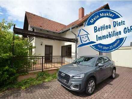 DIETZ: Doppelhaushälfte für die GANZE Familie mit Keller, Garten, Terrasse und Garage!