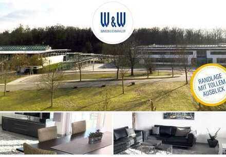 RANDLAGE mit tollem Ausblick in BAD FRIEDRICHSHALL | Moderne 3,5 Zimmerwohnung mit Balkon