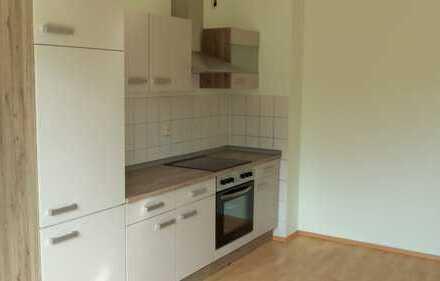 Freundliche 2 Zi.-Wohnung mit EBK und Balkon, WG geeignet - möbliert möglich