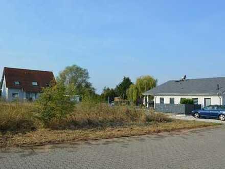 Nedlitz - Preiswertes Baugrundstück in sonniger Südlage