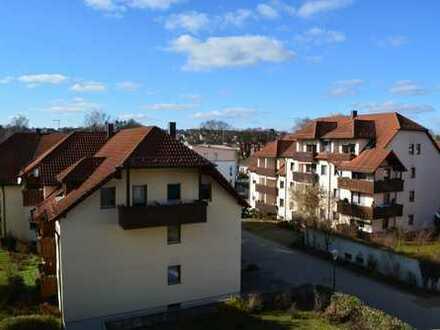Pfaffenhofen! 1-Zimmer Appartement mit Balkon, Abstellraum und Keller! Nähe Bahnhof und Zentrum!