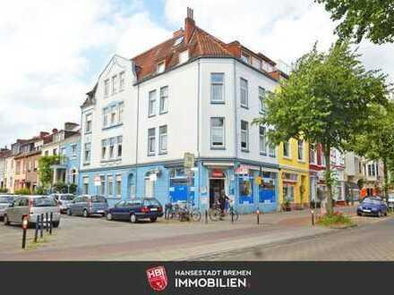 Findorff / 2-Zimmer-Wohnung in zentraler Lage
