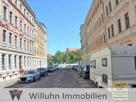 Großes Wohnungspaket in einem Haus in Altlindenau