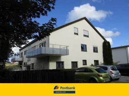 Modernisierte 1,5-Zimmer-Wohnung mit Dachterrasse