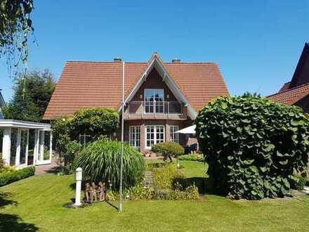 Hochwertiges Wohnhaus mit Garage in bevorzugtem Wohngebiet in Wildeshausen