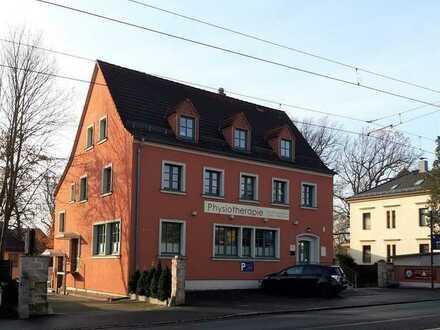 Appartement im Dachgeschoss in Bühlau