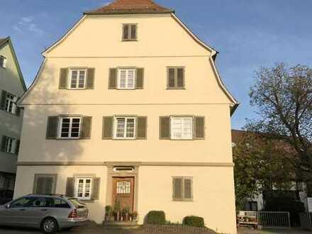 1-Zimmer-Eigentumswohnung in denkmalgeschütztem Gebäude