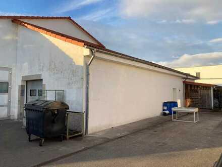 Produktions/Lagerhalle inkl Brandschutzgutachten