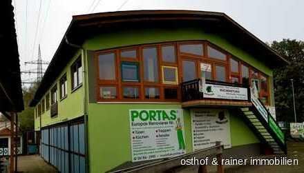OSTHOF & RAINER IMMOBILIEN Werkstatt in 1A-Lage von Langenselbold * östliches Rhein-Main-Gebiet *