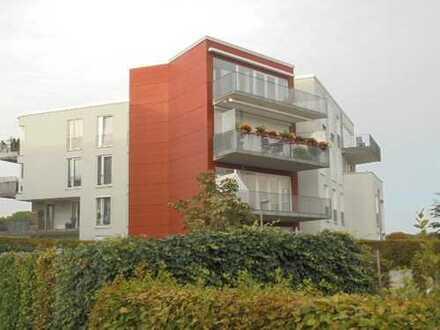Exklusive 3 Zimmerwohnung im 1. OG mit Lift, SO-Balkon, TG-Platz am Werdersee