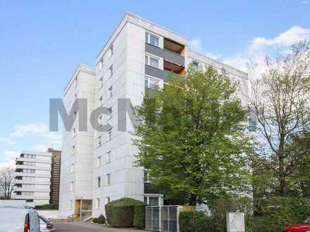 Eine attraktive Gelegenheit: Bewohnte 2-Zimmer-Eigentumswohnung mit Balkon