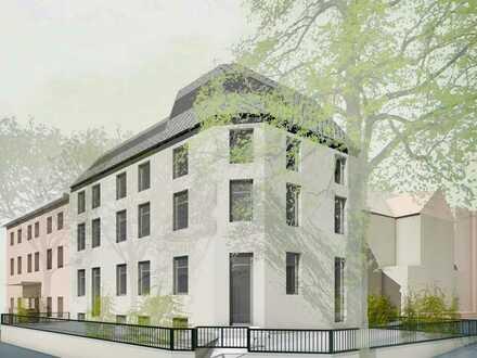 2-Zimmer-Neubau-Wohnung mit WEST-LOGGIA