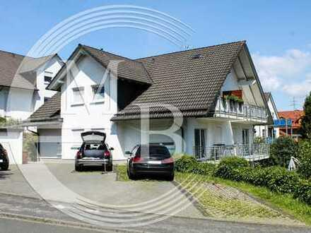 Dachgeschosswohnung in Unglinghausen!