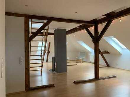 Erstbezug nach Sanierung: ansprechende 3-Zimmer-DG-Wohnung Maisonnette in Braunschweig