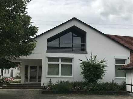 Ehemaliges Bankgebäude der VR-Bank Langenau-Ulmer Alb eG