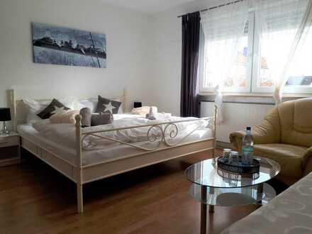 Möbliertes Zimmer in Hockenheim