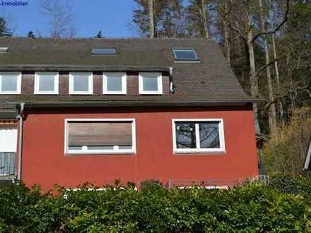 Bad Herrenalb - Dachgeschosswohnung mit Weitblick