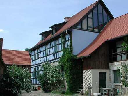 5-Zimmer-Haus auf einen sanierten Bauernhof in Bad Berka, Tiefengruben