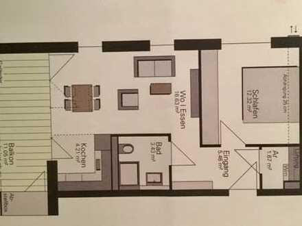 490 €, 50 m², 2 Zimmer