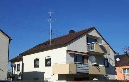 Volltreffer - ruhige, in bahnhofsnähe gelegene 2Zi-Whg. mit Balkon in Freiberg am Neckar