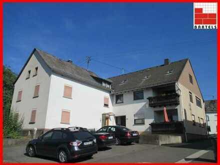 Einfamilienhaus + 3-Familienhaus + Nebengebäude!