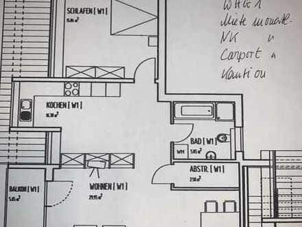3 -Zimmer-Wohnung in Rheinhausen