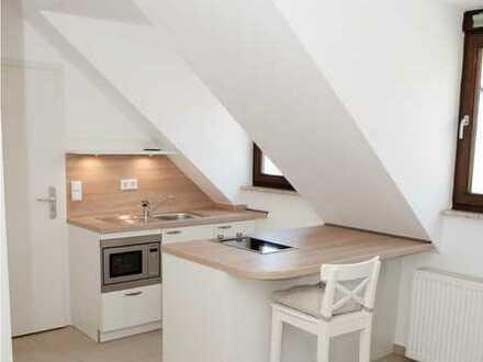 Gepflegtes Appartement in der Innenstadt von Herzogenaurach - WLAN, Smart TV