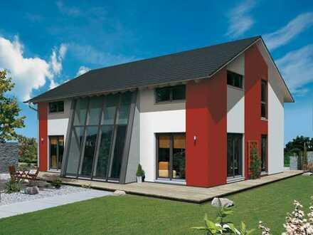 Ein außergewöhnliches Einfamilienhaus in besonderem Design !