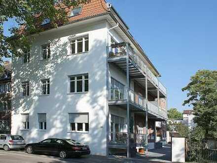 Moderne 3 Zimmer-Wohnung mit Balkon in Duisburg-Dellviertel