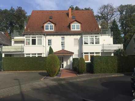 Erstbezug nach Sanierung: exklusive 2-Zimmer-Erdgeschosswohnung mit EBK und Terrasse in Wiesbaden