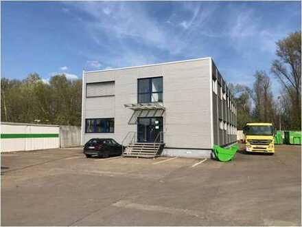 Provisionsfreie Büroflächen im EG mit Parkplätzen zu vermieten