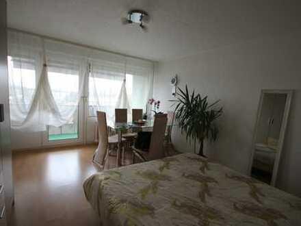 Gemütliche 1-2 Zimmer Wohnung mit Balkon