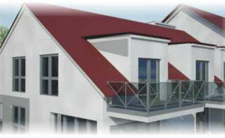 4-Zi.-Neubauwohnung in der Stadtmitte