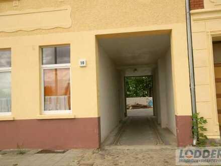 Großzügige 1-Raum-Wohnung in Wittenberge