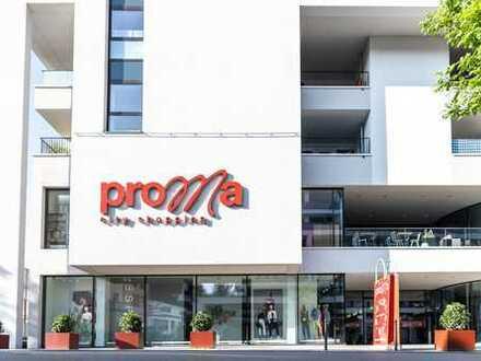Kommen Sie in die Stadtmitte - attraktive Einzelhandelsfläche im Proma