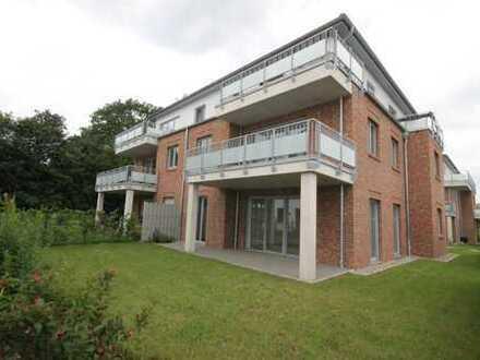 Erstbezug: attraktive Neubau 3-Zimmer-Wohnung mit Terrasse in Verden (Aller)