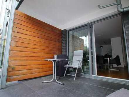 Traumhafte Eigentumswohnung mit Terrasse