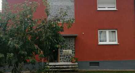Schöne 3-Zimmer-Wohnung mit Terrasse und Garten in Lambsheim