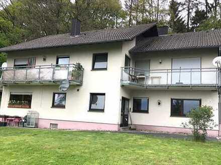 Kompakte hübsche Eigentumswohnung in Naturlage Nähe Weyerbusch